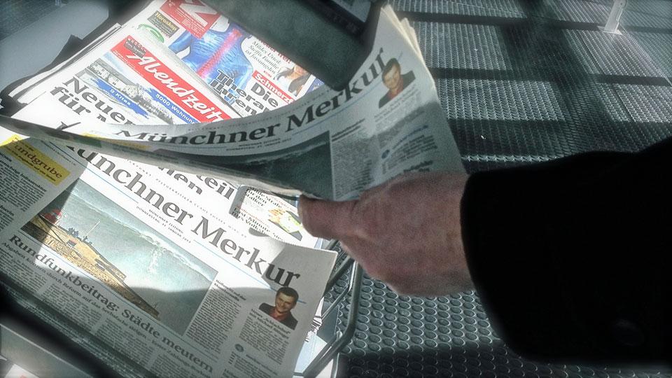 » Nicht geschenkt!? – Wie sich Zeitung neu erfinden muss | G! gutjahrs blog