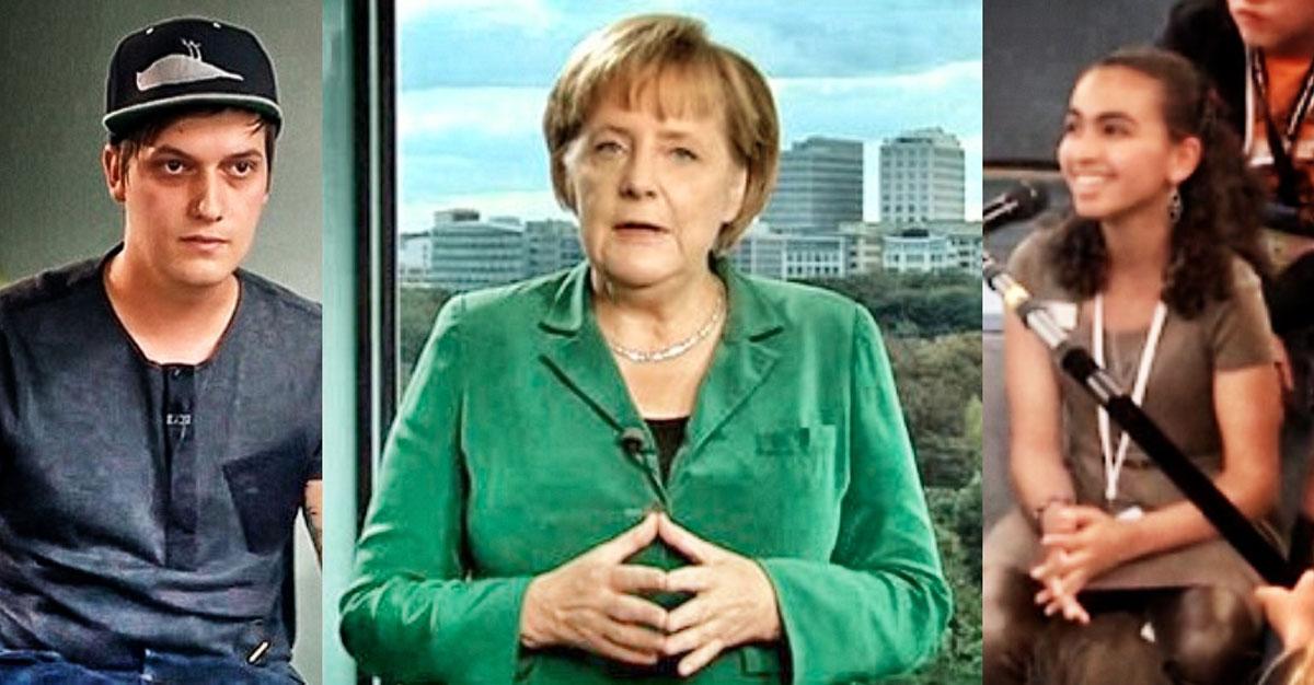 MerkelCollage