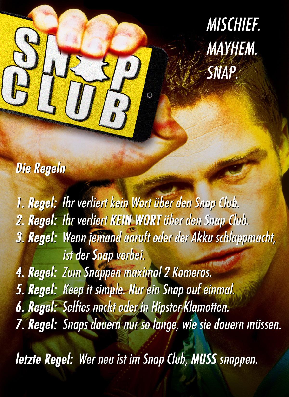 Snapclub_rules