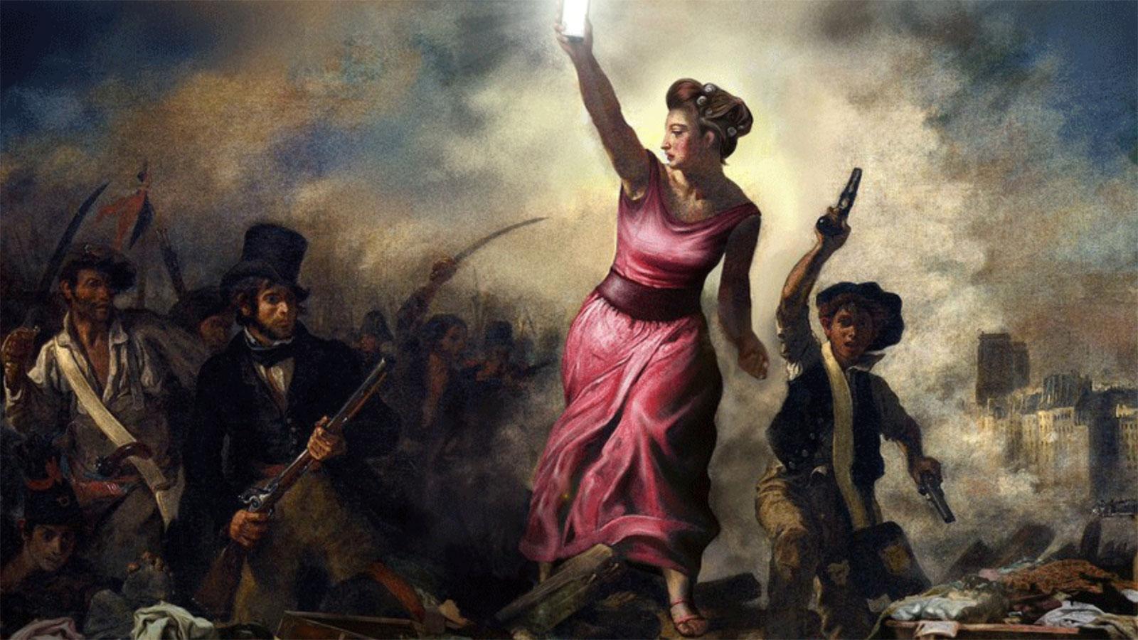 french revolution art - 853×675