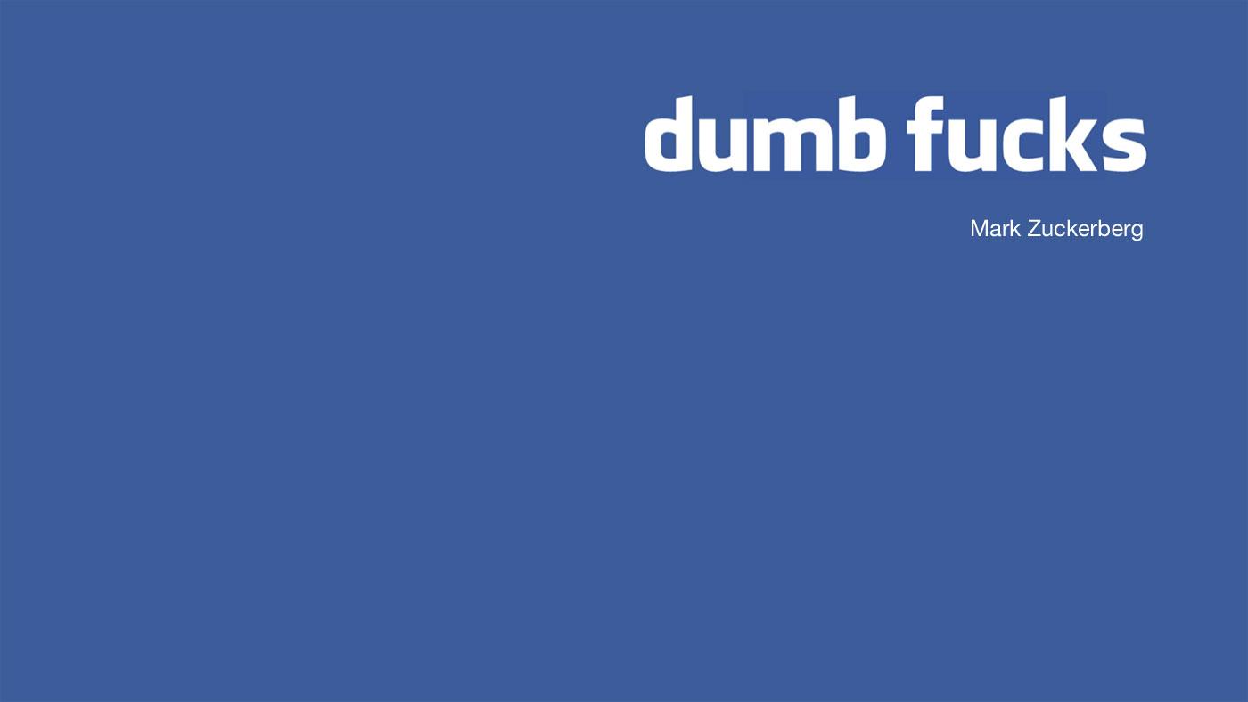 Dumbfacebook